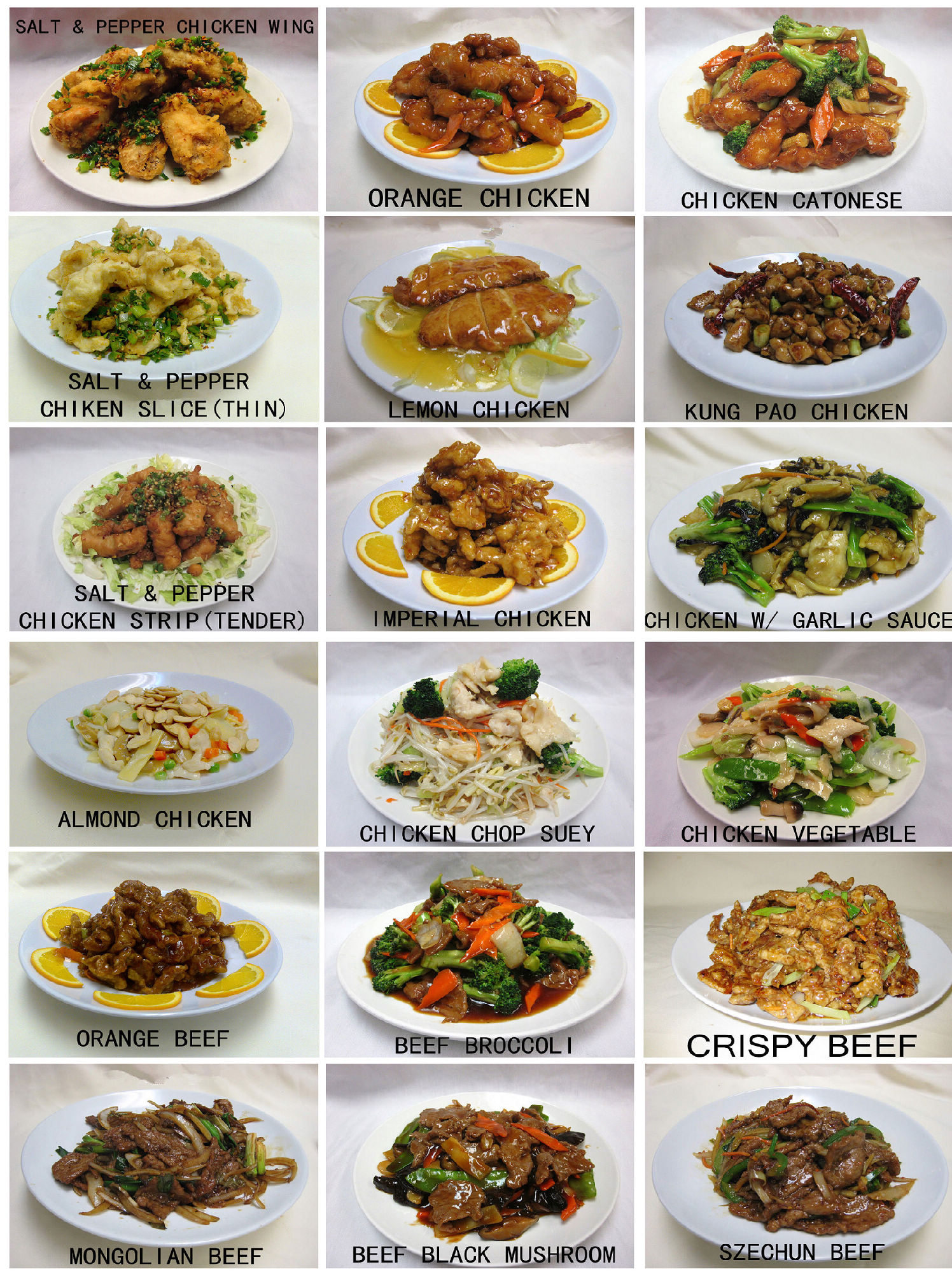 Golden House Chinese Food And Catering San Diego